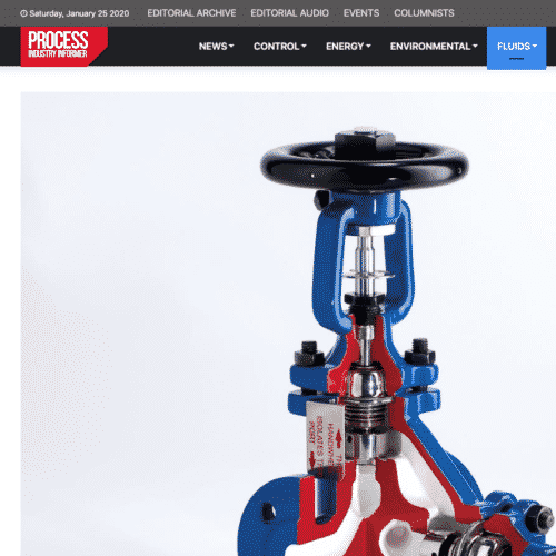 Process Engineering Magazine Website